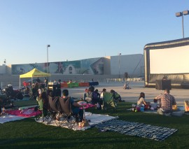 Summertime Cinema